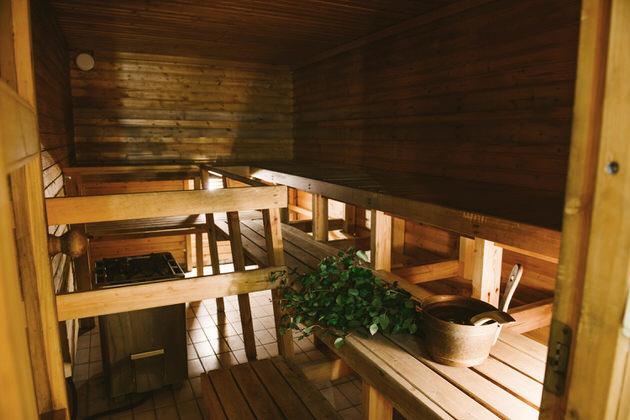 Riihon-Majatalon-sauna
