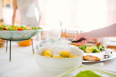 Hoyryavat-perunat