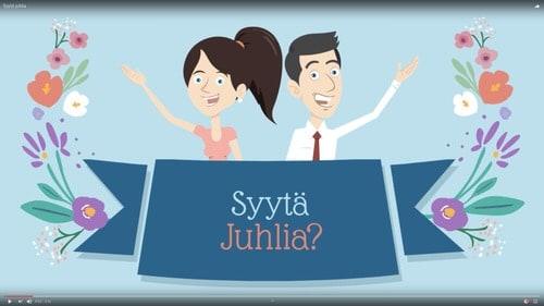 Syyta-juhlia