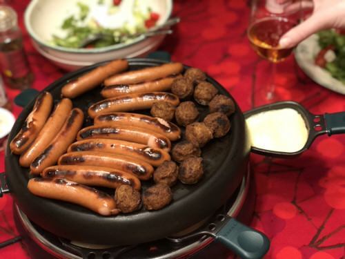 Raclette-nakit-ja-lihapullat