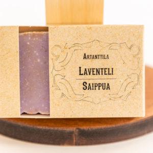 Saippua-laventelisaippua